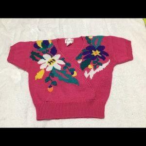 Jaclyn Smith Knit Sweater Size M